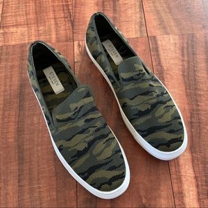 Steven camouflage sneakers